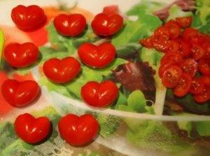 Тарталетки «Красное сердце» - 3