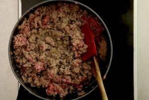 Лазанья классическая с мясом - 2
