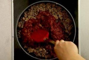 Лазанья классическая с мясом - 3