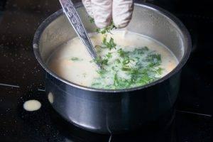Куриный суп с лимоном - 3