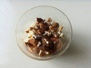 Фруктовый десерт с медом - 2