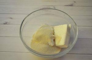 Сырники без муки в духовке - 0
