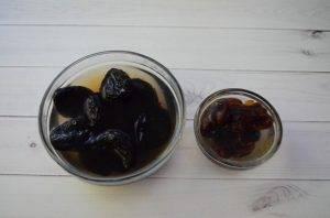 Конфеты из сухофруктов и орехов - 0