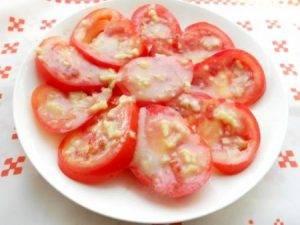 Маринованные помидоры за 30 минут - 2