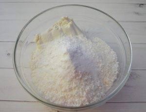 Кокосовые творожные булочки - 1