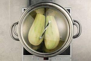 Китайский холодный суп из баклажанов - 0