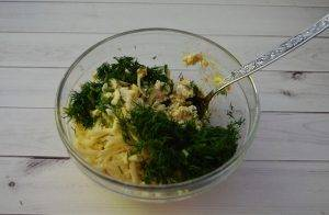Сырники с укропом и сыром - 1
