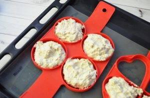 Сырники в духовке из цельнозерновой муки - 2