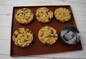 Овсяное печенье с изюмом - 2