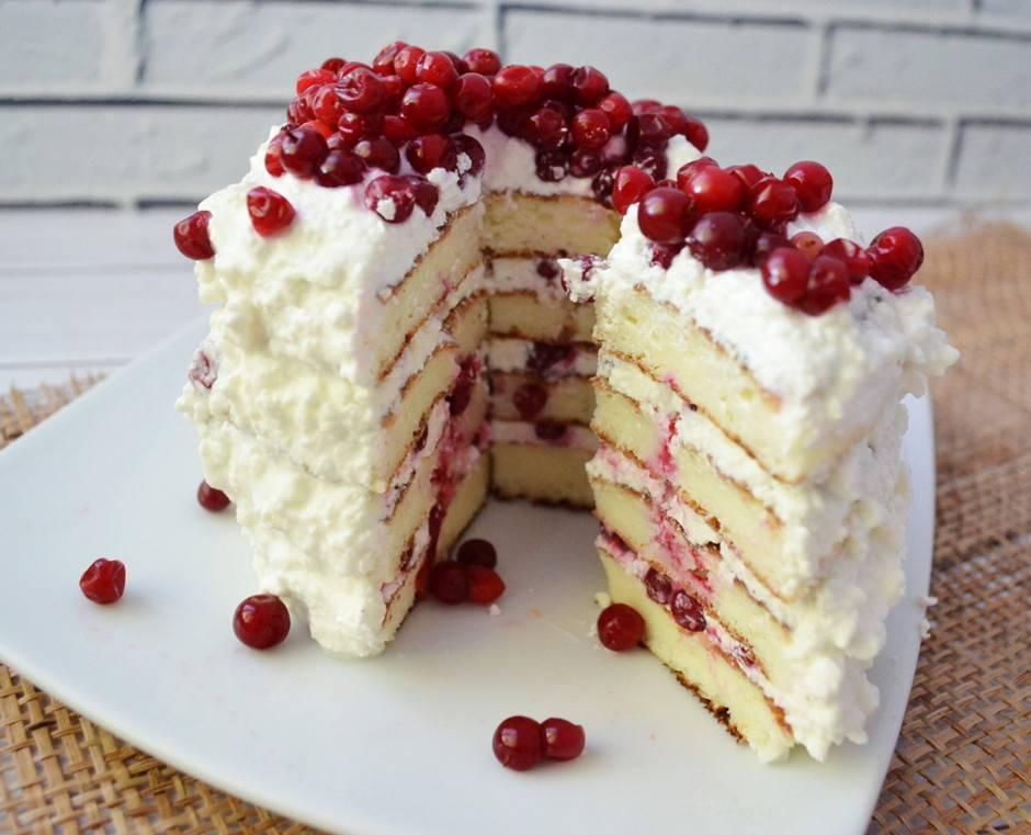 рецепты творожного торта с фото этого