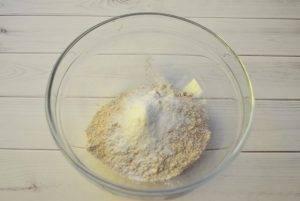 Сырники в духовке из цельнозерновой муки - 0