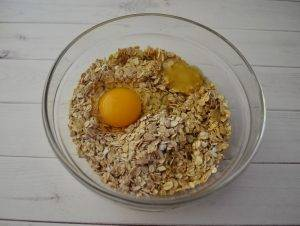Овсяное печенье с изюмом - 0