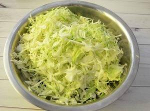 Капустный салат - 2