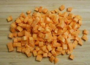 Летний суп из моркови - 0