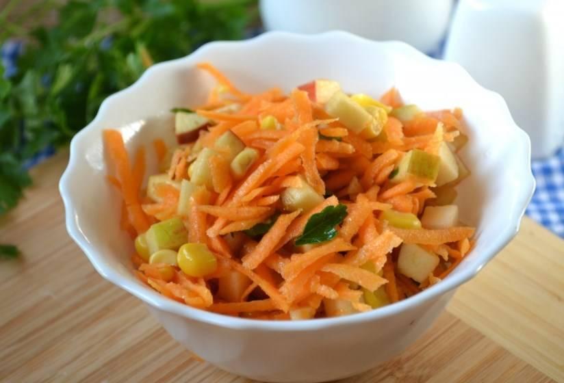 Похудение На Моркови И Яблоках. Супер диета — Худеем за 3 дня» на морковке и яблоках!
