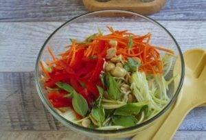 Морковно-кабачковая паста - 1