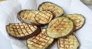 Сицилийский салат с баклажанами - 1