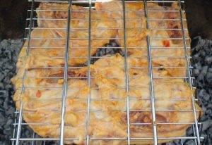 Шашлык из куриных бедер - 2