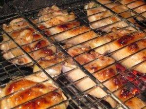 Шашлык из куриной голени - 2