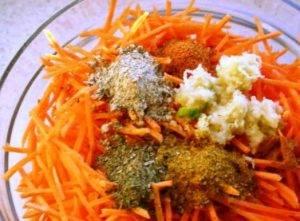 Фасоль с морковью и луком - 2