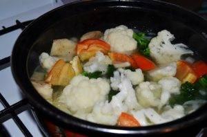 Диетический суп-пюре - 1