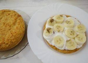 Торт из овсянки - 2