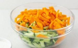 Салат из сельдерея для похудения - 0