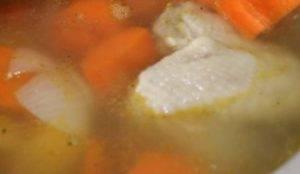 Морковный крем-суп - 2