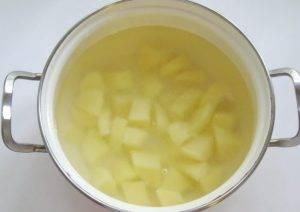 Овсяный суп с цветной капустой - 0