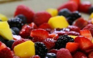 Замороженный йогурт и ягоды - 0