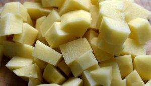Суп с летними овощами - 0