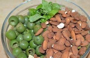 Оливково-ореховая паста - 0