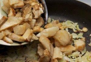 Бабушкин грибной суп - 1