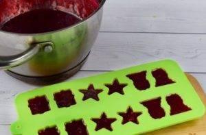 Мармелад из малины и красной смородины - 2
