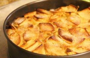 Английский яблочный пирог - 3