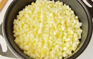 Янтарное варенье из кабачков - 0