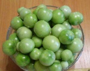 Закатка зеленых помидоров на зиму - 0