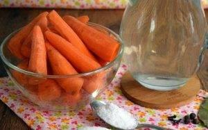 Морковь на зиму в банках - 0