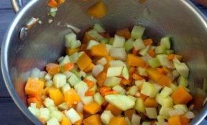 Согревающий осенний суп - 1
