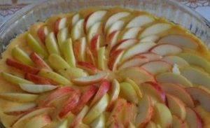 Морковно-яблочный пирог - 2