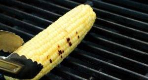 Запеченная молочная кукуруза - 0