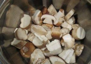 Маринованные белые грибы для супа - 0