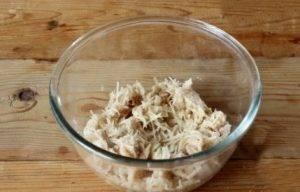 Тыквенно-картофельные оладьи с вареными яйцами - 0