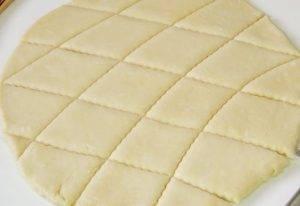 Слоеное печенье на сметане - 2