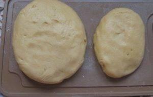Печенье тертое с вареньем - 1