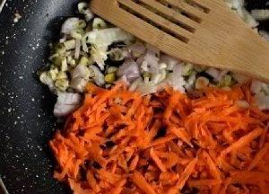 Курица с рисом и овощами по-каталонски - 1