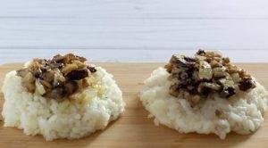 Рисовые зразы с грибами - 2
