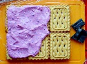 Десерт из печенья - 1