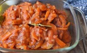 Рыбные котлеты в томатном соусе - 1