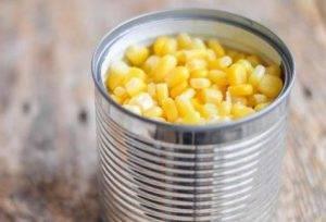 Салат из кукурузы и шампиньонов - 0